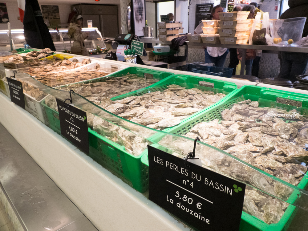 venda de ostras