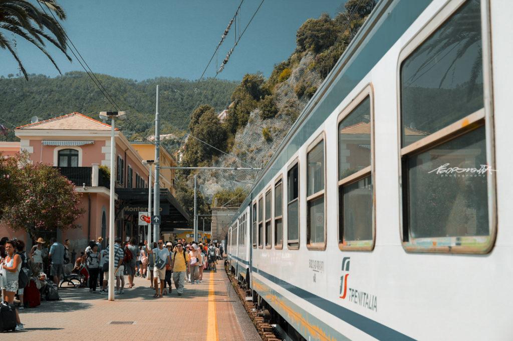 estação de comboio, Itália