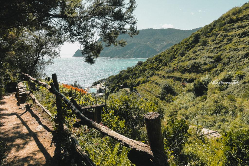 trilho de montanha, Itália