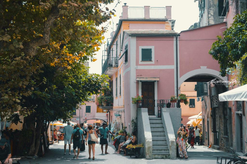 Centro histórico monterosso