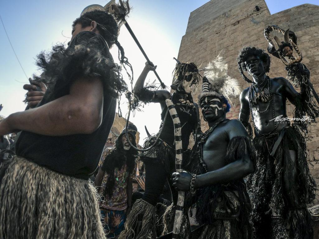 mandingas no Carnaval