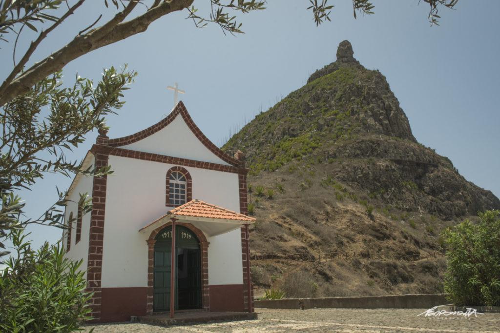 capela na montanha