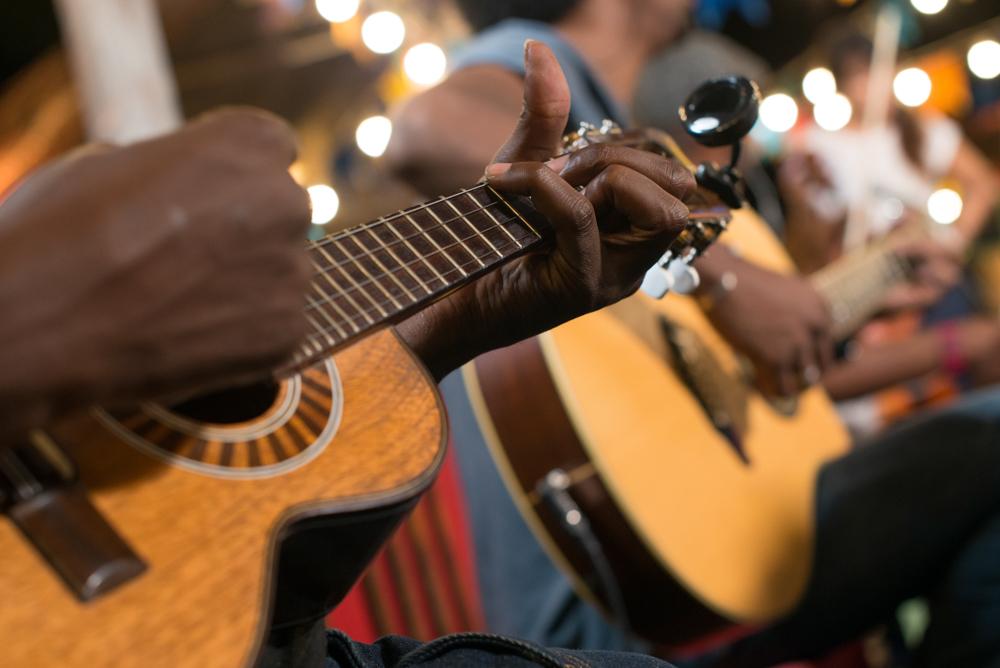 duas guitarras