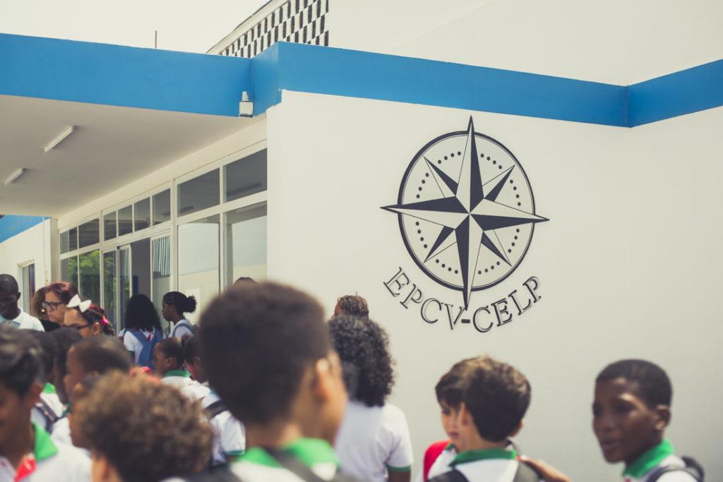 EPCV Escola portuguesa de Cabo Verde