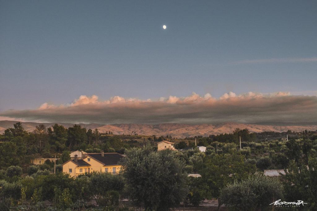 aldeia de Cativelos, vista geral da paisagem