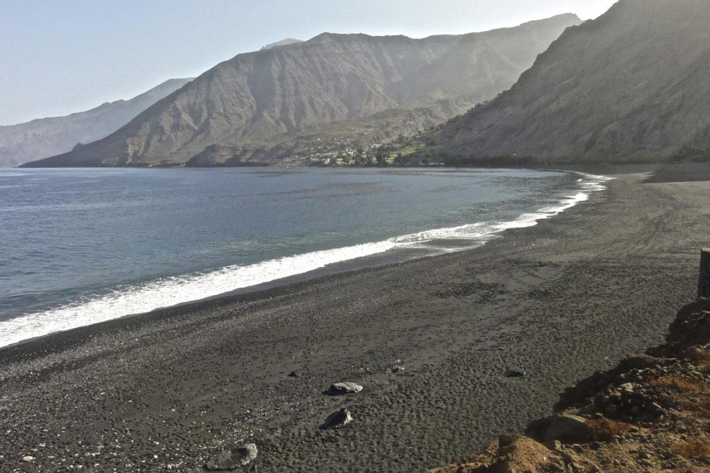 vista geral de Tarrafal de MOnte Trigo, Santo Antão, Cabo Verde